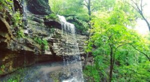Walk Behind A Waterfall In Arkansas For A Truly Once In A Lifetime Experience
