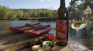 Paddle Into Spring On This Remarkable Kayak Wine Tour In Arizona
