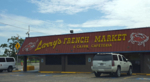 This Ramshackle Cajun Market Hiding In Texas Serves The Best Seafood Around