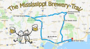 Take The Mississippi Brewery Trail For A Weekend You'll Never Forget