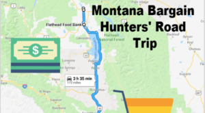This Bargain Hunters Road Trip Will Take You To MORE Thrift Stores In Montana