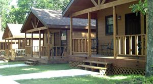 These Lakeside Cabin Rentals In Oklahoma Are Perfect For A Weekend Getaway