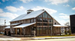 This Two-Story Coffee Shop In Oklahoma Is Located In A 170-Year Old Barn And You'll Want To Visit As Soon As Possible