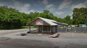 The Best Barbecue In Oklahoma Is Served Out Of An Old Vintage Gas Station