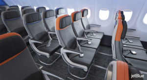 JetBlue Planes Are Getting New Economy Seats And They Look So Comfortable