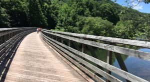 There's So Much To See Along This One-Of-A-Kind West Virginia Trail