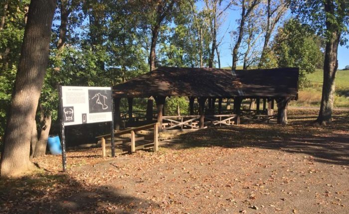 The Incredible Park In Ohio That's Full Of Ancient Petroglyphs