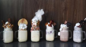 The Milkshakes From This Marvelous Kansas Restaurant Are Almost Too Wonderful To Be Real