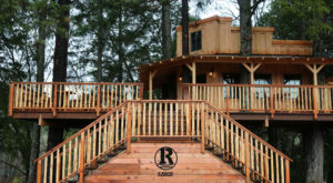You've Never Experienced Anything Like This Treehouse Winery In Oregon