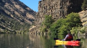 Get A Unique View Of This Oregon State Park On A Kayak Tour
