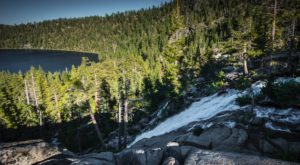 This 1.5-Mile Hike In Northern California Takes You To The Most Impressive 200-Foot Waterfall