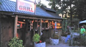 This Ramshackle BBQ Shack Hiding In Vermont Serves The Best Ribs Around