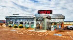 The Tiny Town Retro Diner In New Mexico That Will Make You Say Wow