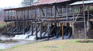 Step Back In Time With A Visit To Mississippi's 229-Year-Old Mill