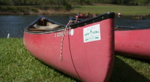 The River Campground In Mississippi Where You'll Have An Unforgettable Canoeing Adventure