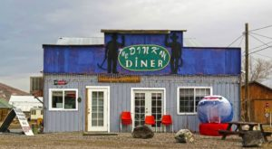 There's A Wonderful Family-Owned Diner Hiding In This Nevada Ghost Town And It's Worth A Stop