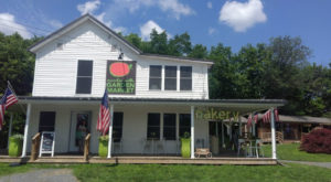 The One Of A Kind Garden Market Bakery In West Virginia You Can't Pass Up