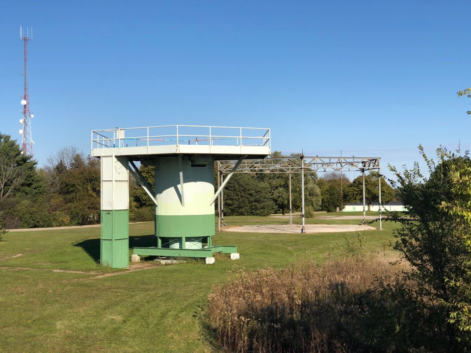 There's An Abandoned Cold War Missile Site Hiding In Plain Sight In