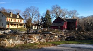 Step Back In Time At Delaware's Charming Living History Farm