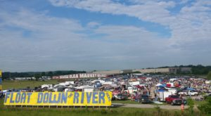 You Can Float Along A Lazy River And Shop A Flea Market At This One Awesome Kentucky Destination
