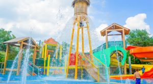 This Waterpark Camping Adventure Near Austin Will Bring Out Your Inner Child