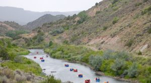Paddle Into Spring On This Remarkable Raft Wine Tour In New Mexico