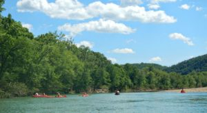 The River Campground In Arkansas Where You'll Have An Unforgettable Tubing Adventure