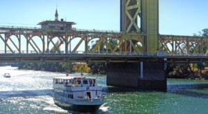 The Whole Family Will Love A Ride On This Historic River Cruise In Northern California