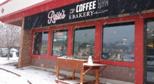 This Quaint Wisconsin Coffee Shop Serves Up Cinnamon Rolls The Size Of Your Head