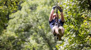 The Epic Zipline Near Cleveland That Will Take You On An Adventure Of A Lifetime