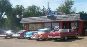 The Burgers And Shakes From This Middle-Of-Nowhere North Dakota Drive-In Are Worth The Trip