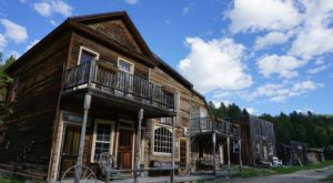 Take A Step Back In Time To The 1880s At This Historic Montana Ranch