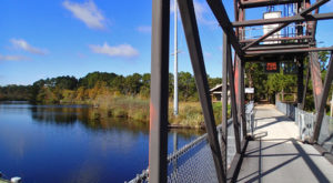 This Epic Rail Trail In Louisiana Is Worth A Trip From Any Corner Of The State