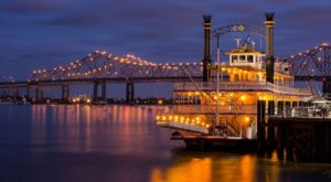 This Sunset Dinner Jazz Cruise Is So Quintessentially New Orleanian