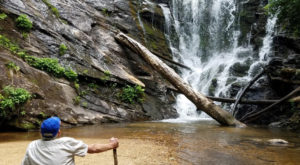 The Hike To This Little-Known South Carolina Waterfall Is Short And Sweet