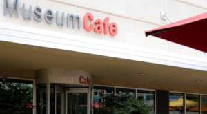 Dining At This Museum Cafe In Oklahoma Is Unlike Any Other Dining Experience You'll Ever Have