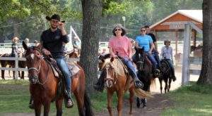 The Waterfront Guest Ranch In Michigan Where You'll Enjoy A Peaceful Escape