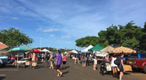 This Massive Farmers Market In Hawaii Is Unlike Anything You've Ever Experienced Before