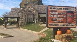 The Drive-Thru Coffee Shop In Michigan That's So Worth Stopping For