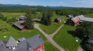Visit This Charming Vermont Inn That's Also Animal Sanctuary For A One Of A Kind Experience