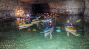 You Can Explore Kentucky's Caves By Boat On This Bucket-List Worthy Adventure