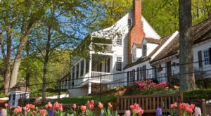 This Historic Virginia Restaurant Serves Recipes From The 1700s And You Have To Try It