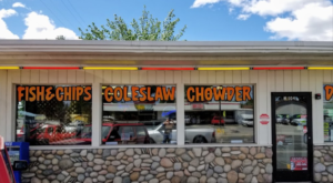 Enjoy All-You-Can-Eat Fish N' Chips At This Old School Food Shack In Idaho