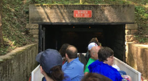 This City Park In West Virginia Has The Only Underground Coal Mine Tour In The State