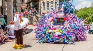 There's No Better Spring Time Celebration Than This Month-Long Art Festival In Arkansas