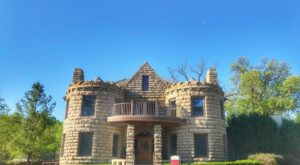 This Historic One-Of-A-Kind Kansas Castle Is Now Up For Sale