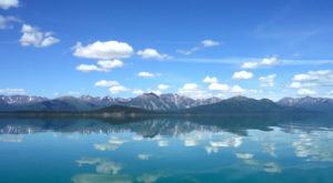 Alaska Is Home To A Bottomless Lake And You'll Want To See It For Yourself