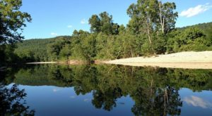You Can Have The Perfect Weekend With A Float And Camp At This Beautiful Arkansas River