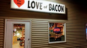 New York's Bacon-Themed Store Is All You've Ever Dreamed Of And More