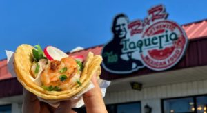 This Mexican Restaurant In Maryland Serves More Than A Dozen Types Of Tacos